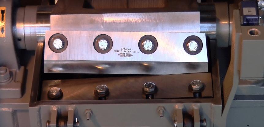 Setting The Knife Gap