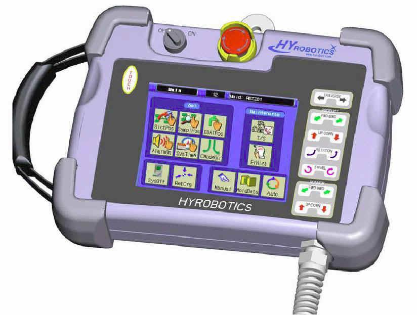 Hyrobotics Controller