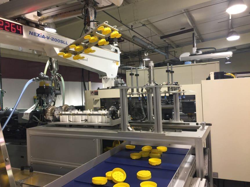Hyrobotics Molding
